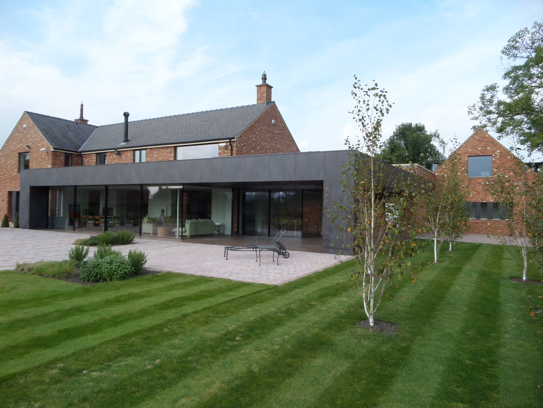 Bretherton – New Build Project