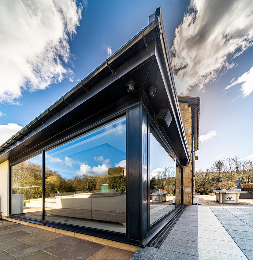 Energy efficient, bespoke new build. Brinscall, Preston.